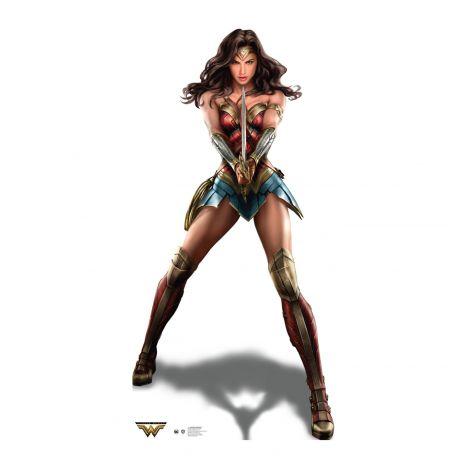 Wonder Woman Gal Gadot Cardboard Cutout #2477