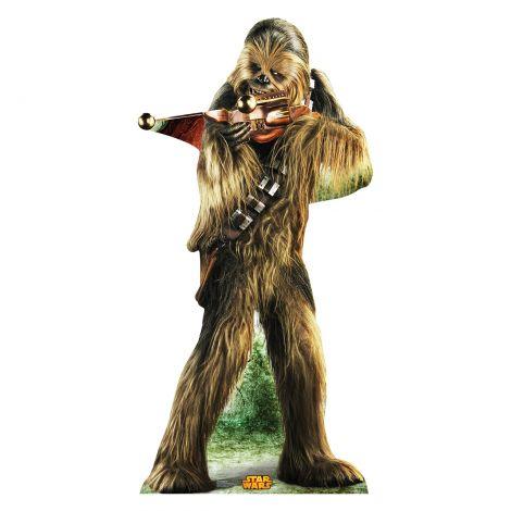 Chewbacca cardboard cutout #1799