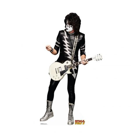 The Spaceman Ace Frehley from KISS cardboard cutout #2461
