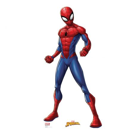 Spider-Man Cardboard Cutout #2481