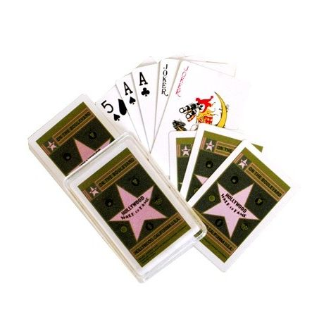 Walk of Fame Cards