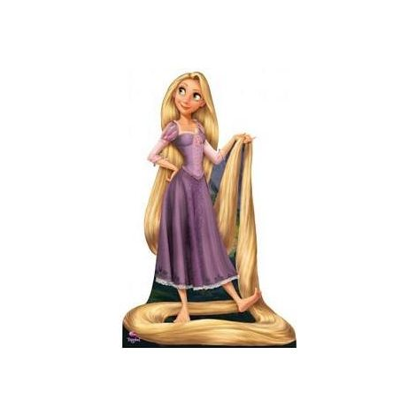 Rapunzel from the Disney movie Tangled Cutout 1044
