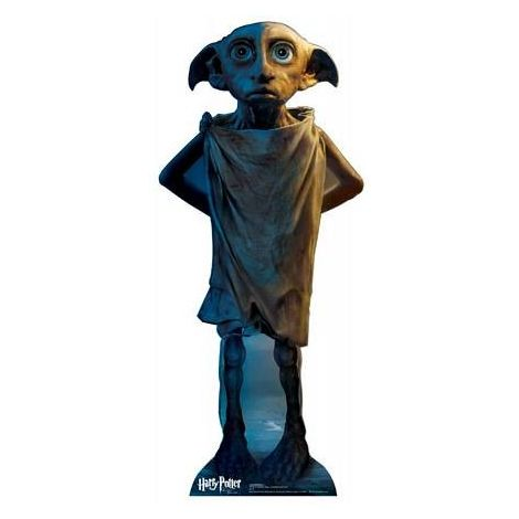 Dobby Character Cutout #1058