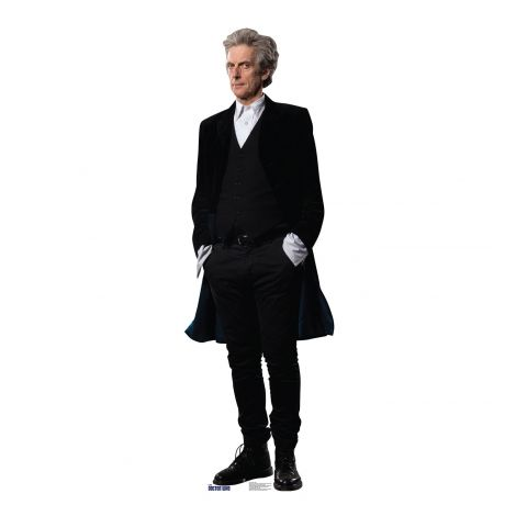 Doctor Who Hands in Pockets #2517