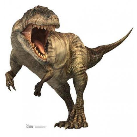 Dinosaur Giganotosaurus Cutout *1036
