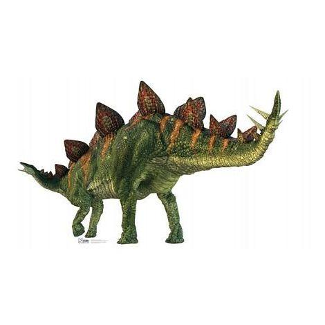 Dinosaur Stegosaurus Cutout #1035