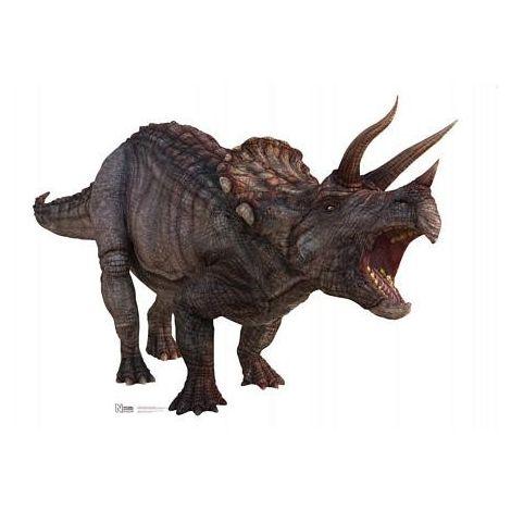 Dinosaur Triceratops Cutout #1037