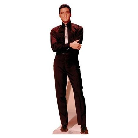 Elvis Presley Brown Suit Standups *1115