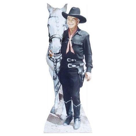 Hopalong Cassidy Standup #256