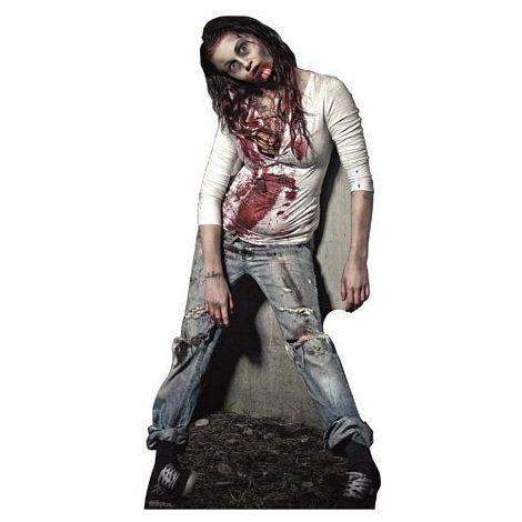 Zombie Girl Standup #1166