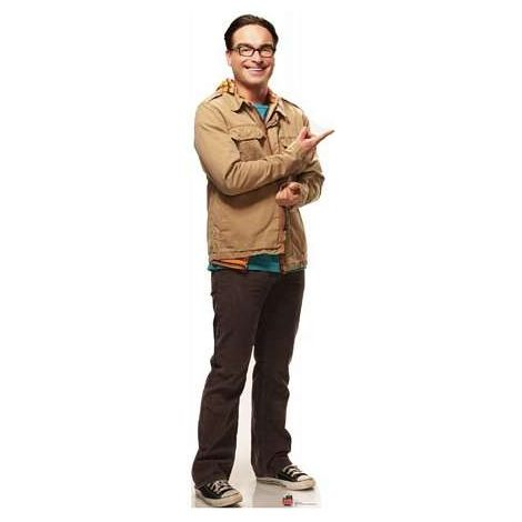 Leonard Big Bang Theory Cardboard Cutout #1105