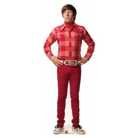 Howard Big Bang Theory Cardboard Cutout #1107