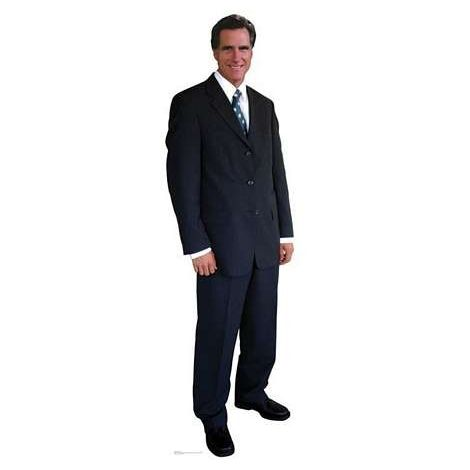 Mitt Romney Cardboard Cutout #808