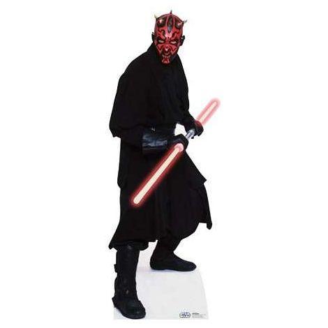 Darth Maul Star Wars Cardboard Cutout *1213