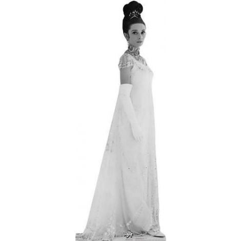 Audrey Hepburn in My Fair Lady Cardboard Cutout #1264