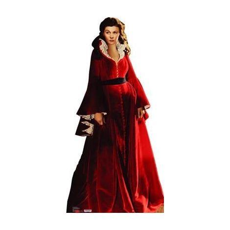 Scarlett O'Hara, Vivien Leigh Cutout  *650