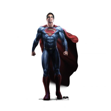 Superman – Batman V. Superman Cardboard Cutout *2125