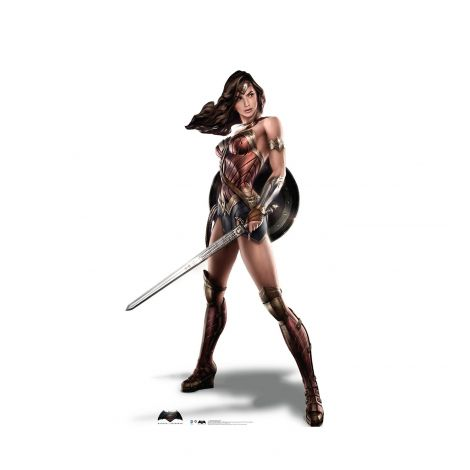 Wonder Woman – Batman V. Superman Cardboard Cutout *2127