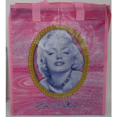 Marilyn Monroe Woven Tote Bag