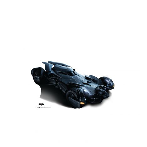Batmobile – Batman V. Superman Cardboard Cutout #2128