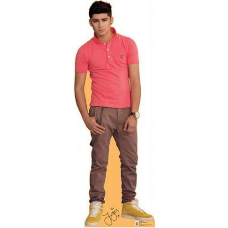 Zayn One Direction Lifezise Cardboard Cutout #1345