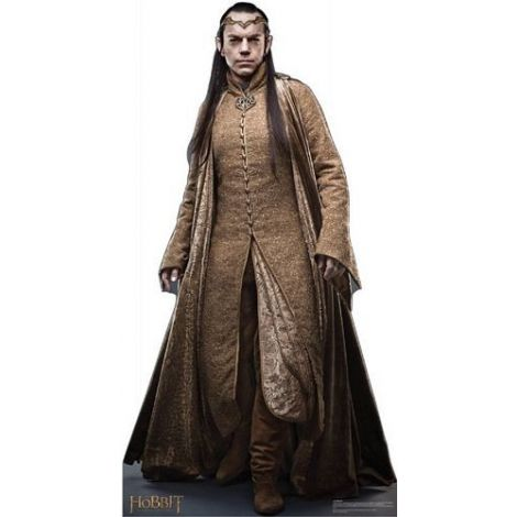 Elrond The Hobbit Lifezise Cardboard Cutout #1398