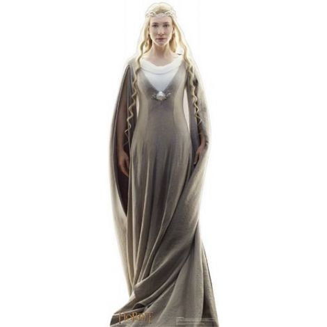 Galadriel The Hobbit Lifezise Cardboard Cutout #1400