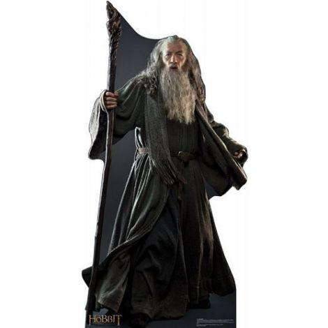 Gandalf The Hobbit Lifezise Cardboard Cutout #1401