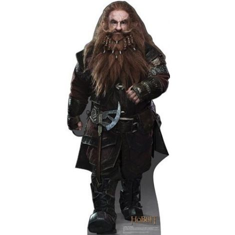 Gloin The Dwarfs The Hobbit Lifezise Cardboard Cutout #1402