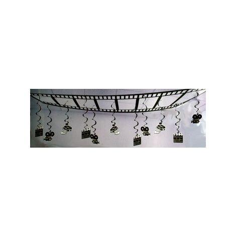 Movie set ceiling d