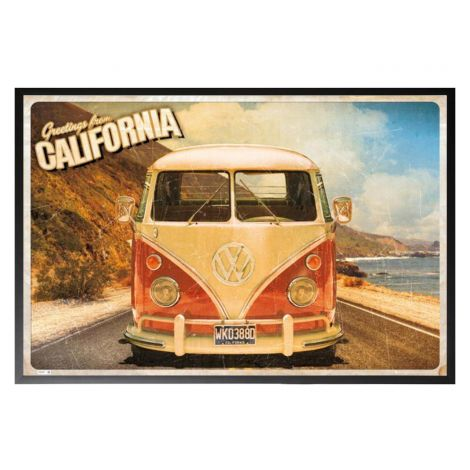 Greetings From California Poster