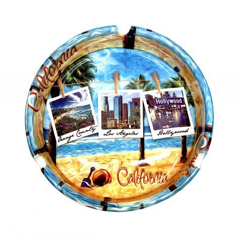 California Polaroid Ashtray