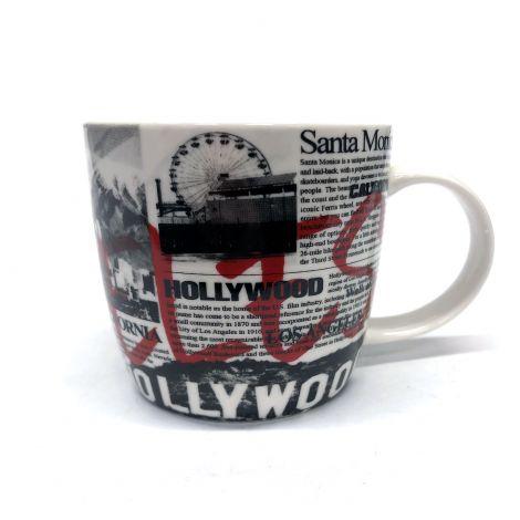 California Famous Places Coffee Mug