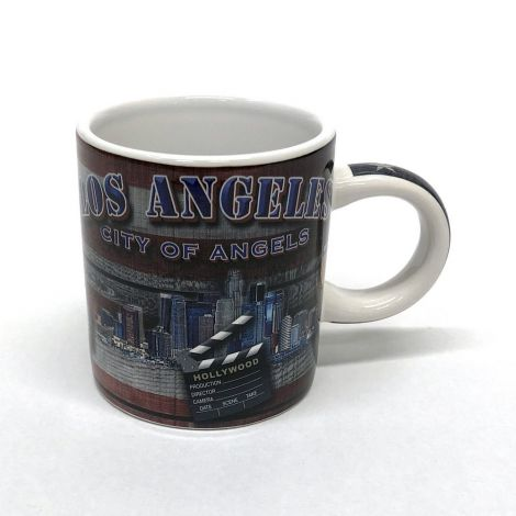 Los Angeles Espresso Shot Mug