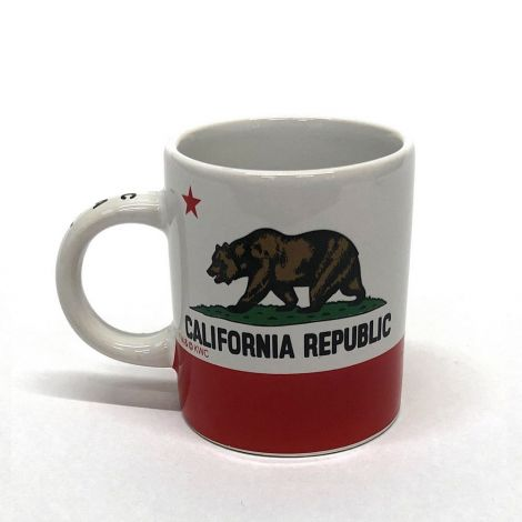 California Espresso Shot Mug