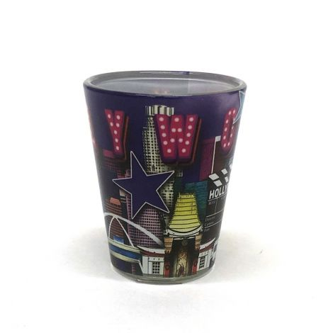 Hollywood Light Shot Glass
