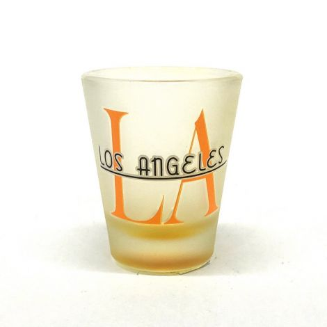 Los Angeles Orange Frosted