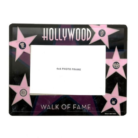 Hollywood Walk Of Farm Glass Frame