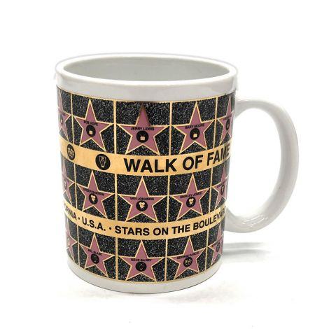 White Walk Of Farm, Star On The Boulevard Mug