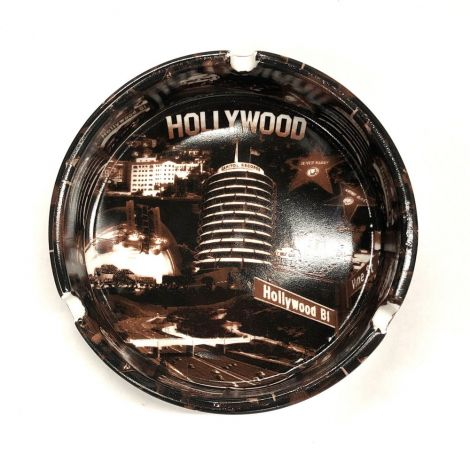 Hollywood Sepia Ashtray