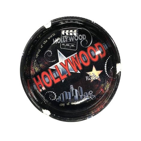 Hollywood Collage Ashtray