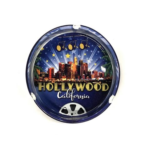 Hollywood California Ashtray