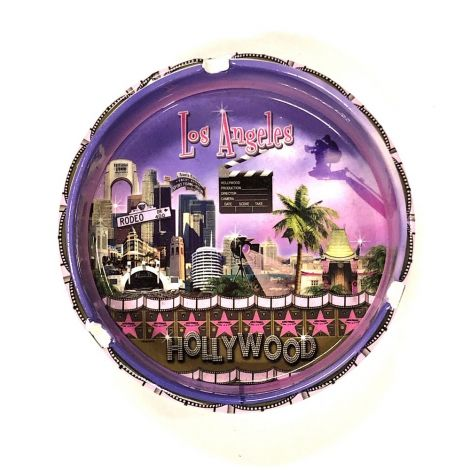 Los Angeles Hollywood Walk Of Fame Ashtray