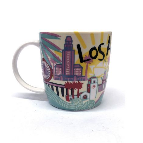 Palm Los Angeles California Mug
