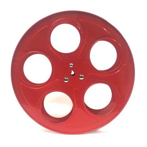 Movie Reels - Red