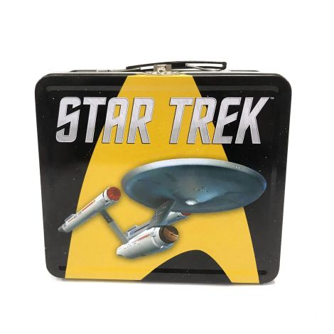 Star Trek Square Tin Tote