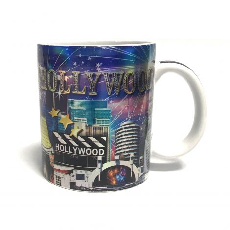 Hollywood Los Angeles Mug