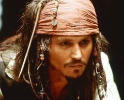 Johnny Depp from