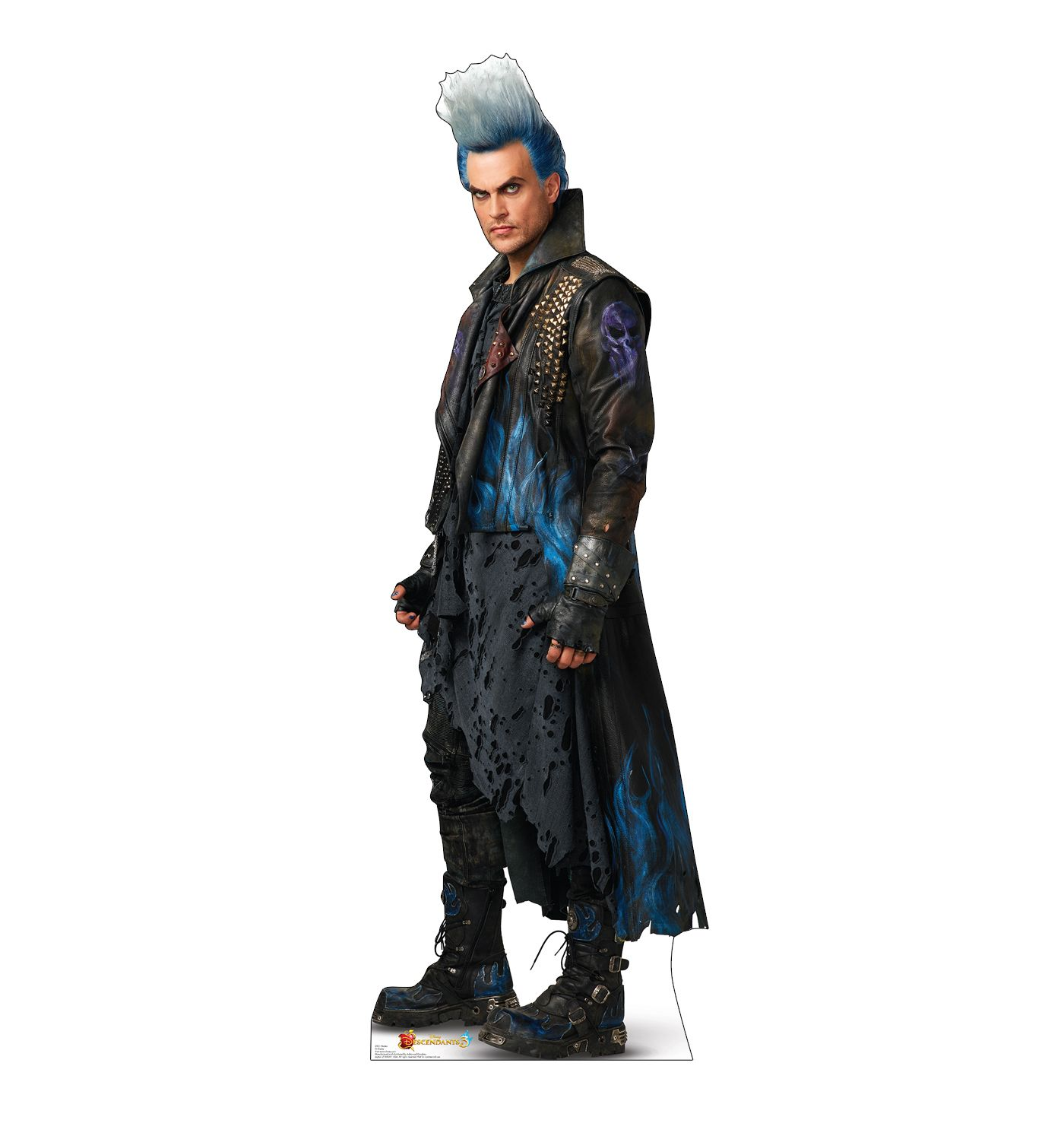 who plays hades on descendants 3