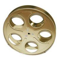 Movie Reels - Gold